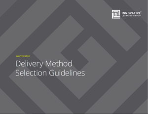 Delivery Method White Paper Image