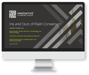 Flash Webinar Intro