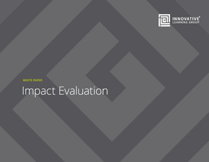 Impact Evaluation White Paper Image