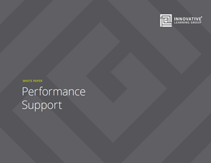 Performance Support Cover