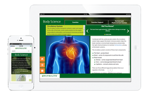 Body Science Mobile Tool:
