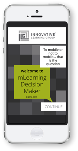 mLearn Decision Maker